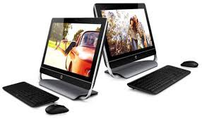 ALL in one PC HP ENVY 23 TouchSmart