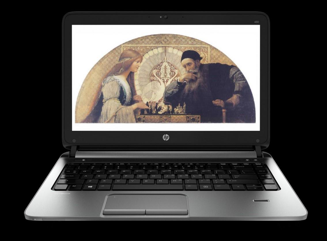 Notebook HP ProBook 430 (F0X04EA#BCM)