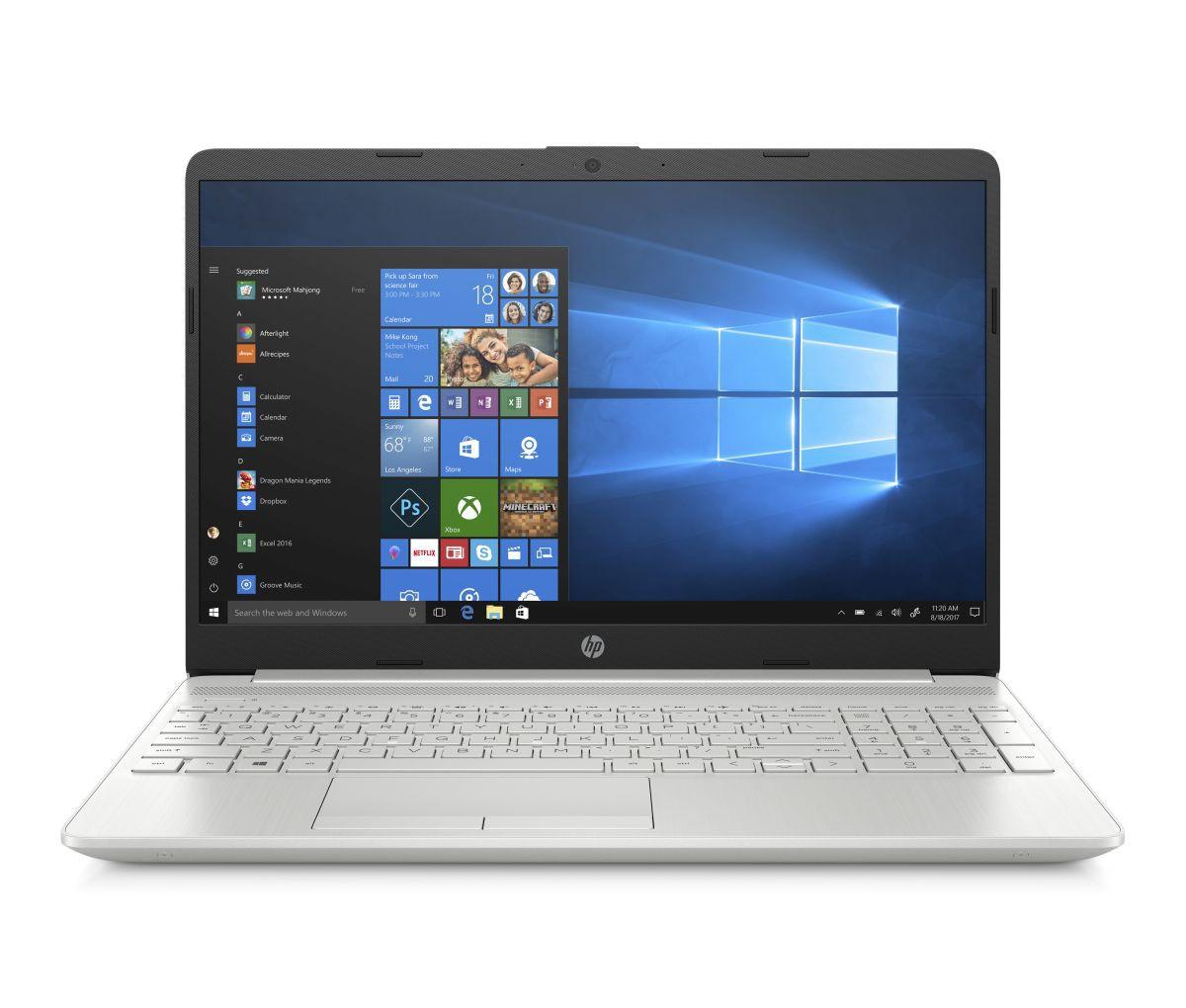 Notebook HP 15-dw0001nc (6WK79EA)