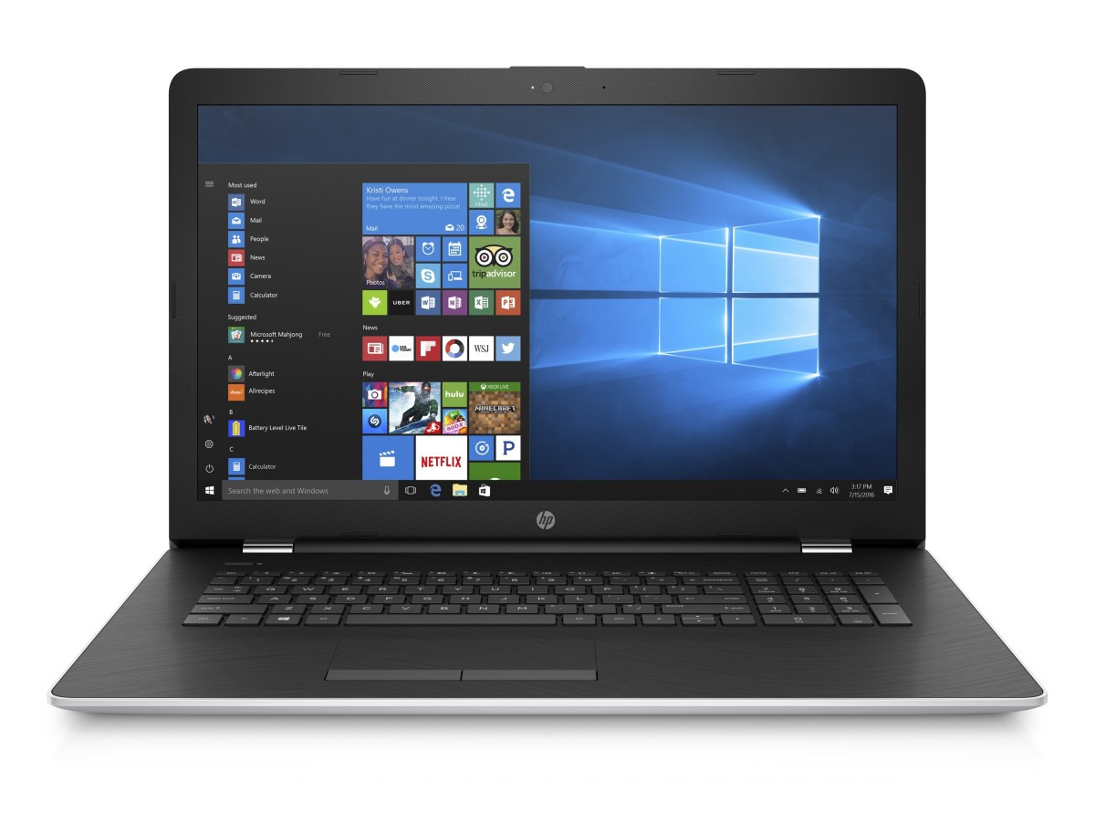 Notebook HP 17-bs018nc/ 17-bs018 (1UH93EA)