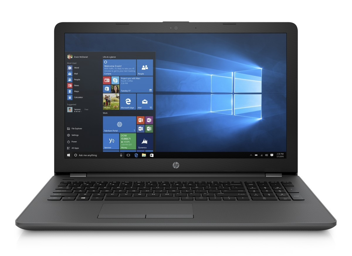 Notebook HP 250 G6 (3DN82ES)