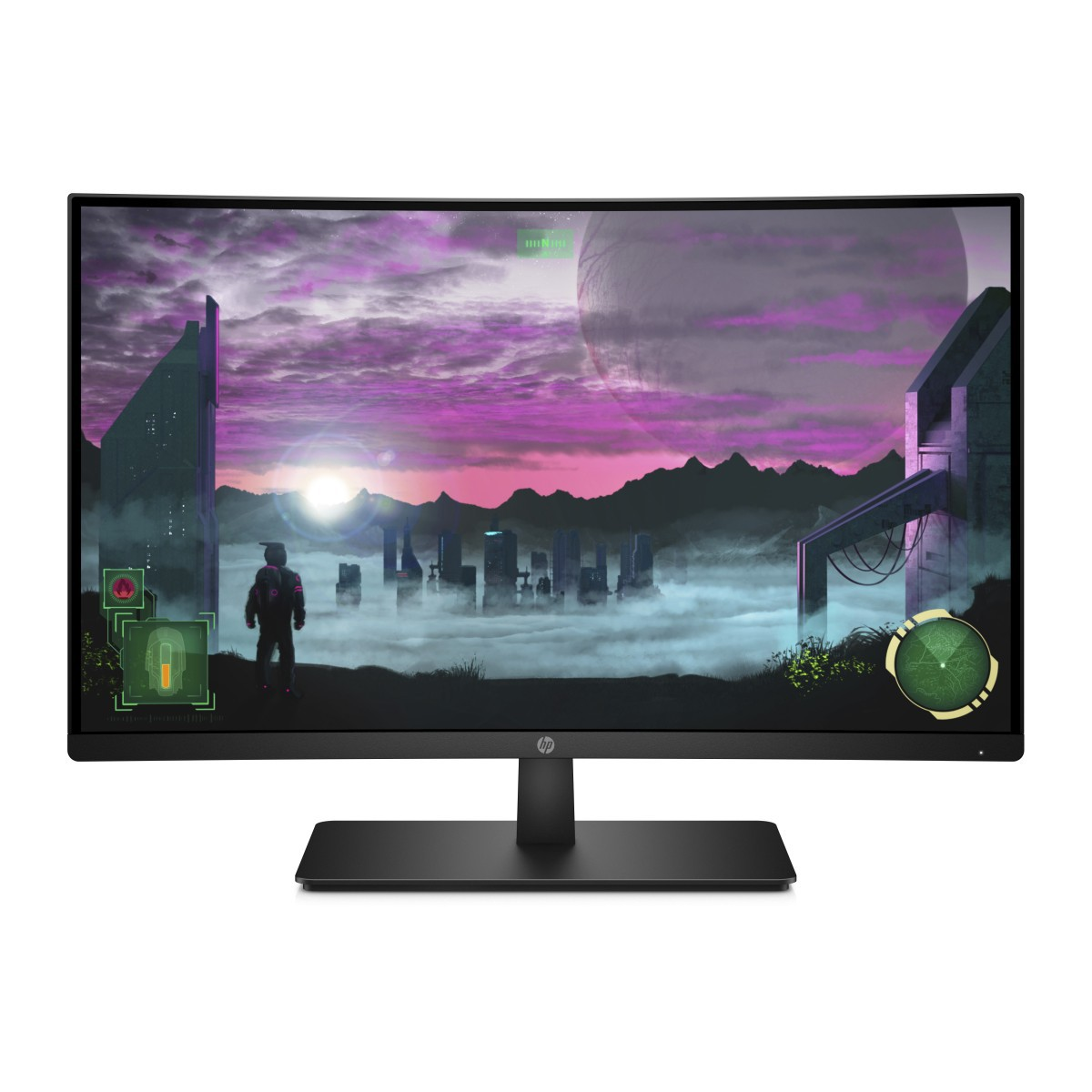 Monitor HP 27x Curved (1AT01AA)