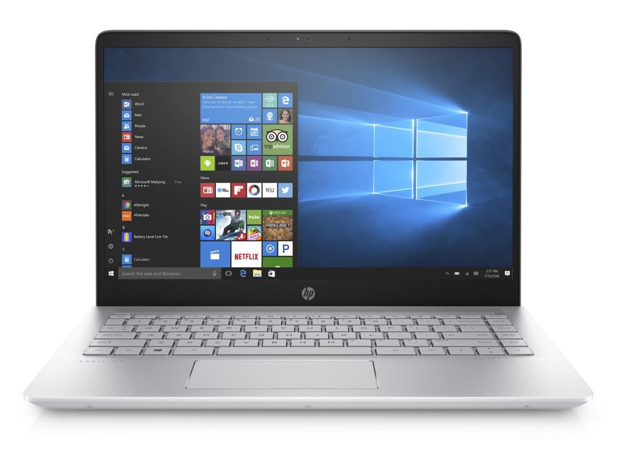 Notebook HP Pavilion 14-
