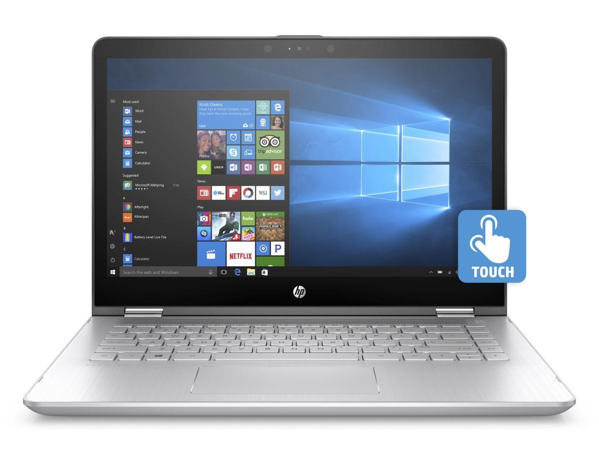 Notebook HP Pavilion x360 14-ba011nc/ 14-ba011 (1VB25EA)