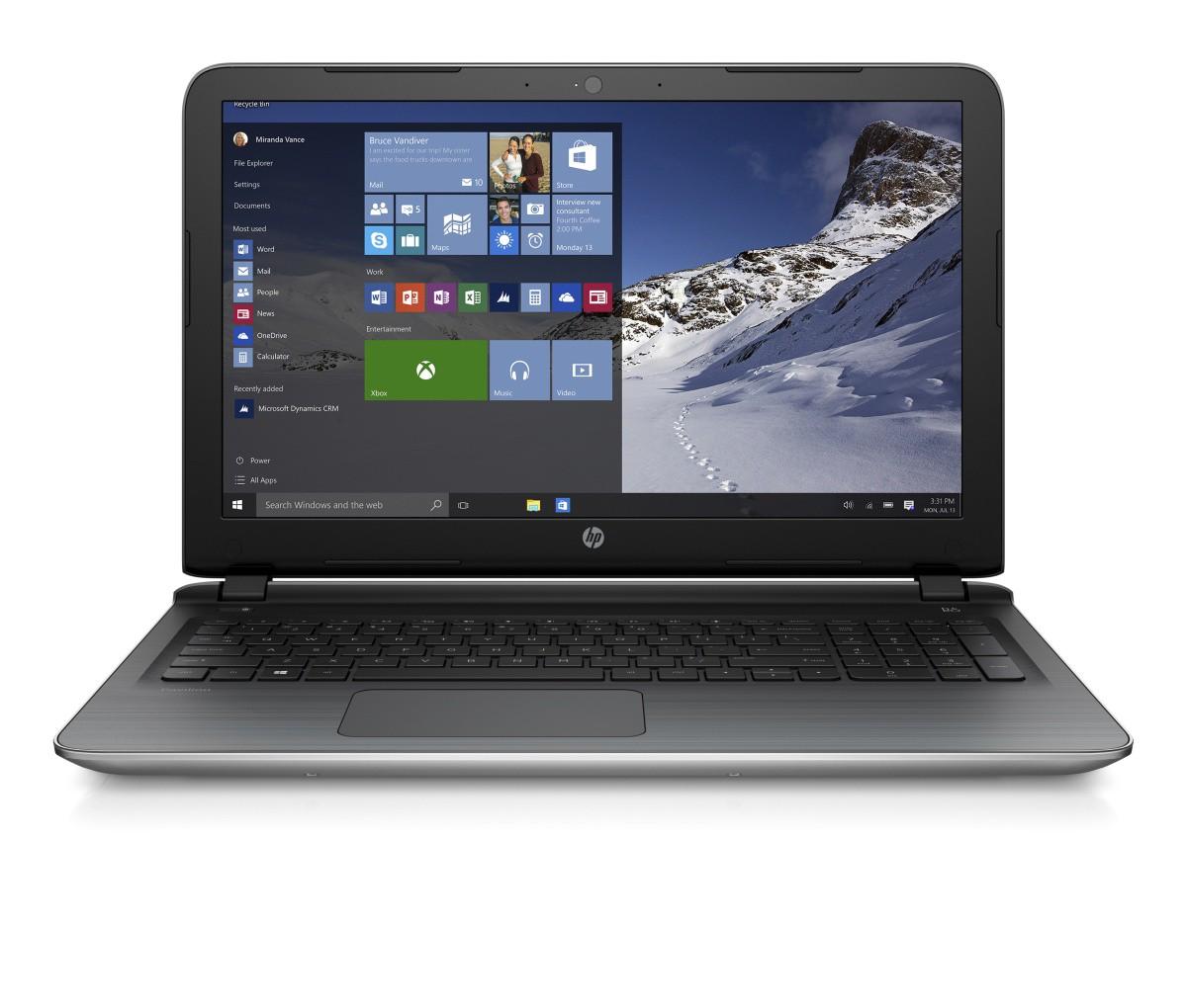 Notebook HP Pavilion 15-ab118nc/ 15-ab118 (P3Z37EA)