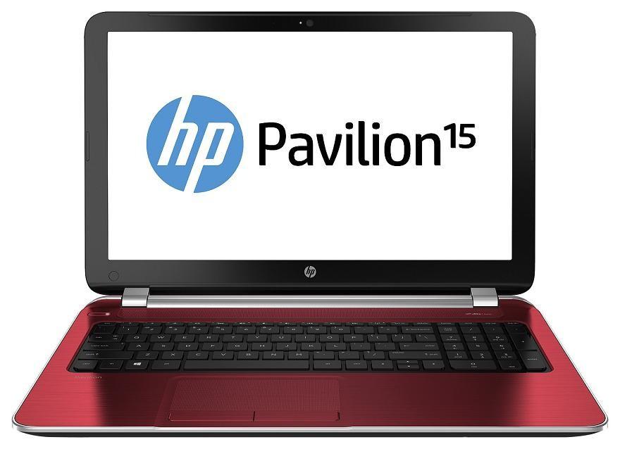 Notebook HP 15-d057sc / 15-d057 (G2A06EA#BCM) červený