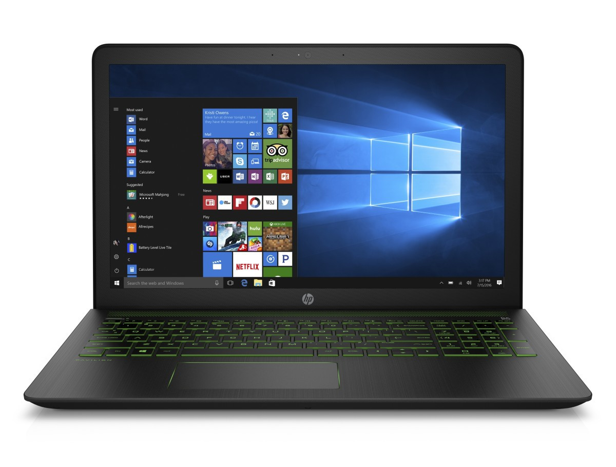 Notebook HP Pavilion Power 15-cb011nc/ 15-cb011 (1UZ86EA)