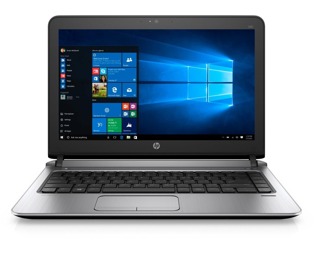Notebook HP ProBook 430 G3 (W4P03ES)