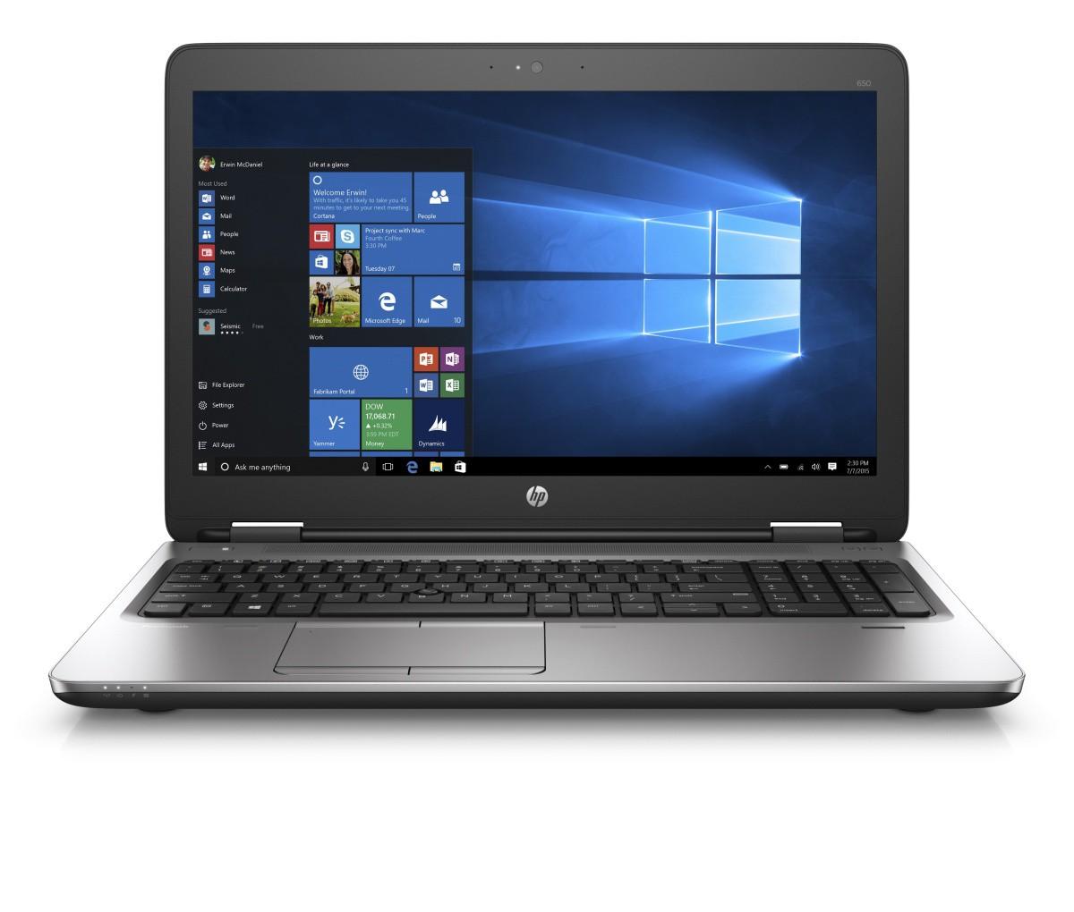 Notebook HP ProBook 650 G2 (V1C10EA)