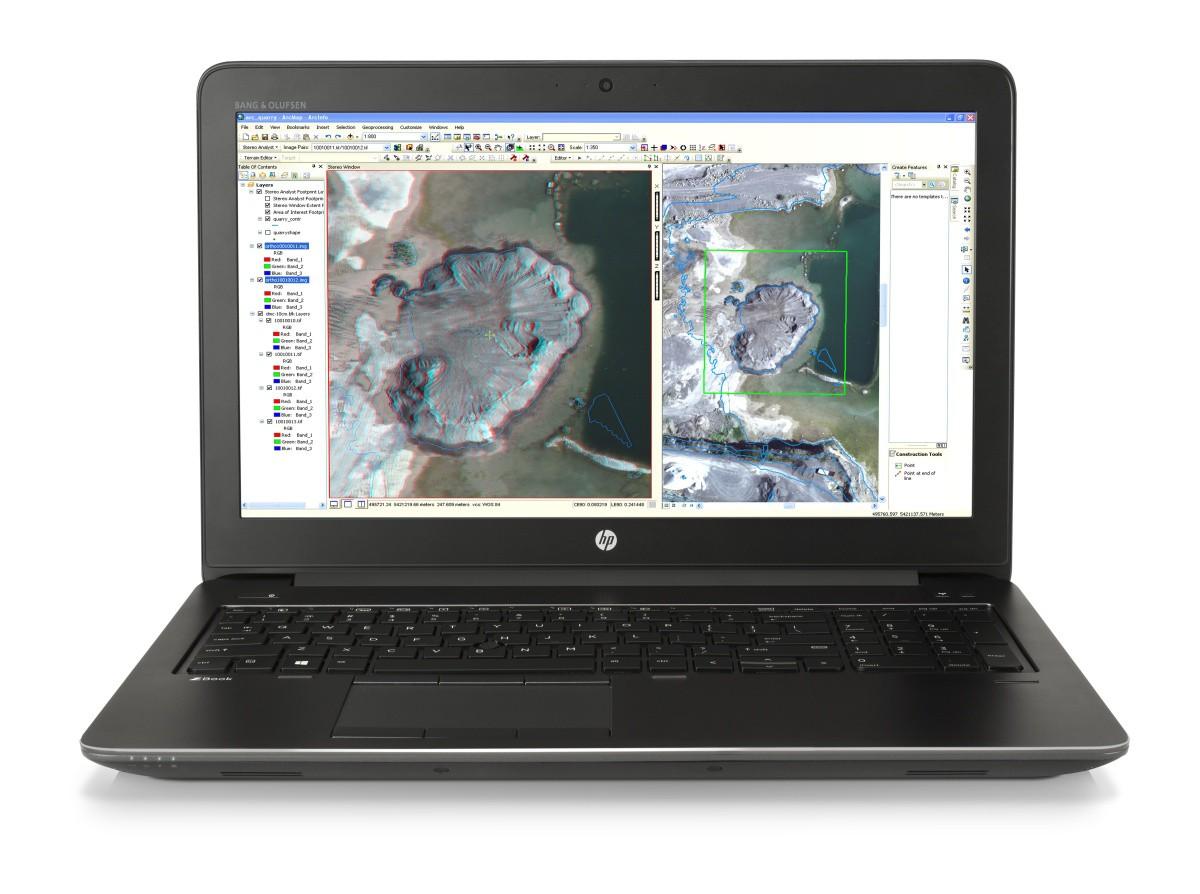 Notebook HP ZBook 15 G3 (T7V37ES)