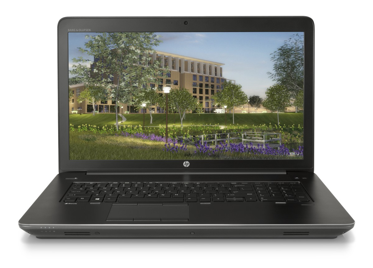 Notebook HP ZBook 17 G4 (1RQ79EA)