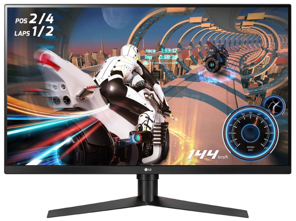 "LG Gaming monitor 32GK650F / 31,5"" / VA / 2560x1440 / 16:9 / 350cd/m2 / 1ms / 144Hz / DP/ HDMI 32GK650F-B.AEU"