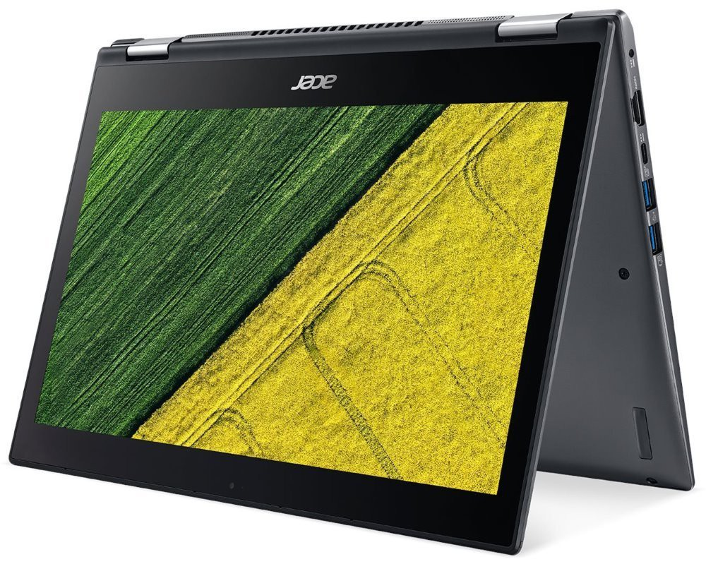 "Acer Spin 5/ i5-8265U/ 8GB DDR4/ 256GB SSD/ Intel UHD 620/ 13,3"" FHD IPS Touch/ W10P/ Šedý NX.H62EC.004"