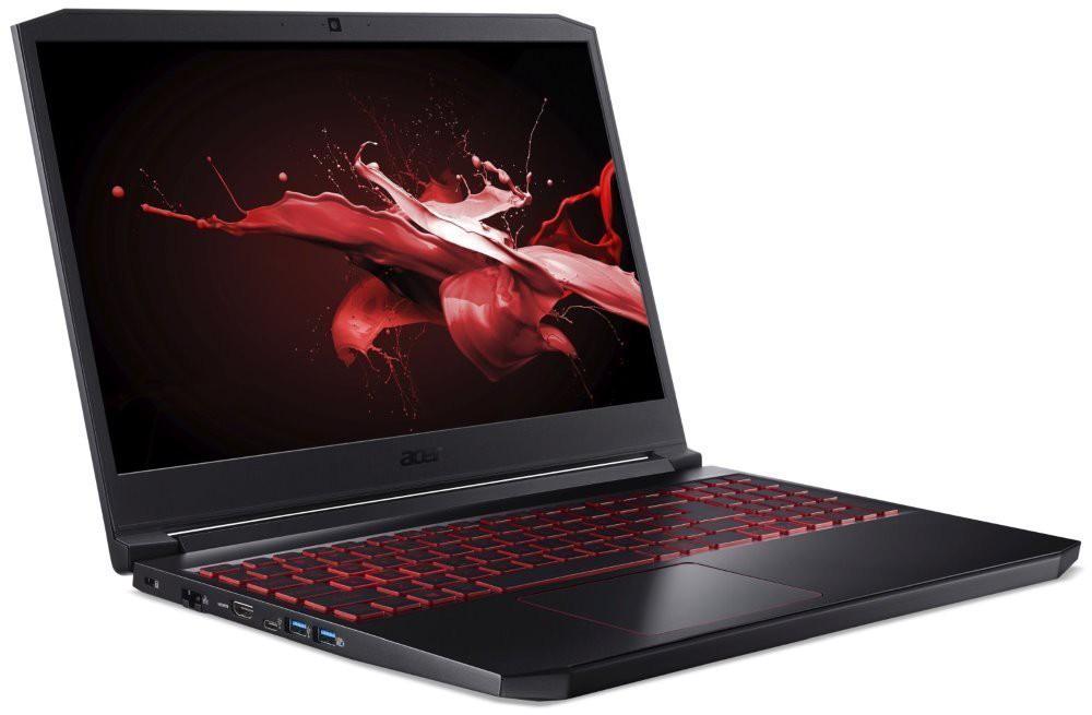 """Acer Nitro 7/ i7-9750H/ 16GB DDR4/ 2x512GB SSD/ GTX1660Ti 6GB/ 15,6"""" FHD IPS/ W10H/ Černý NH.Q5HEC.003"""