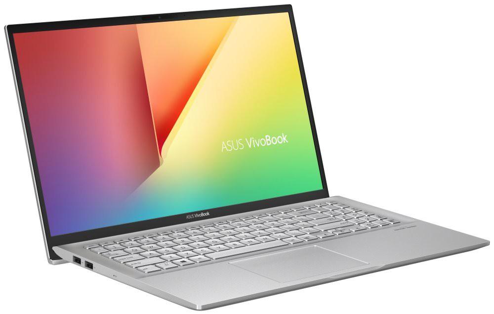 "Asus Vivobook S S531/ i7-8565U / 16GB DDR4/ 256G SSD + 1TB (5400)/ MX250/ 15,6"" FHD IPS/ W10H/ Stříbrný S531FL-BQ162T"