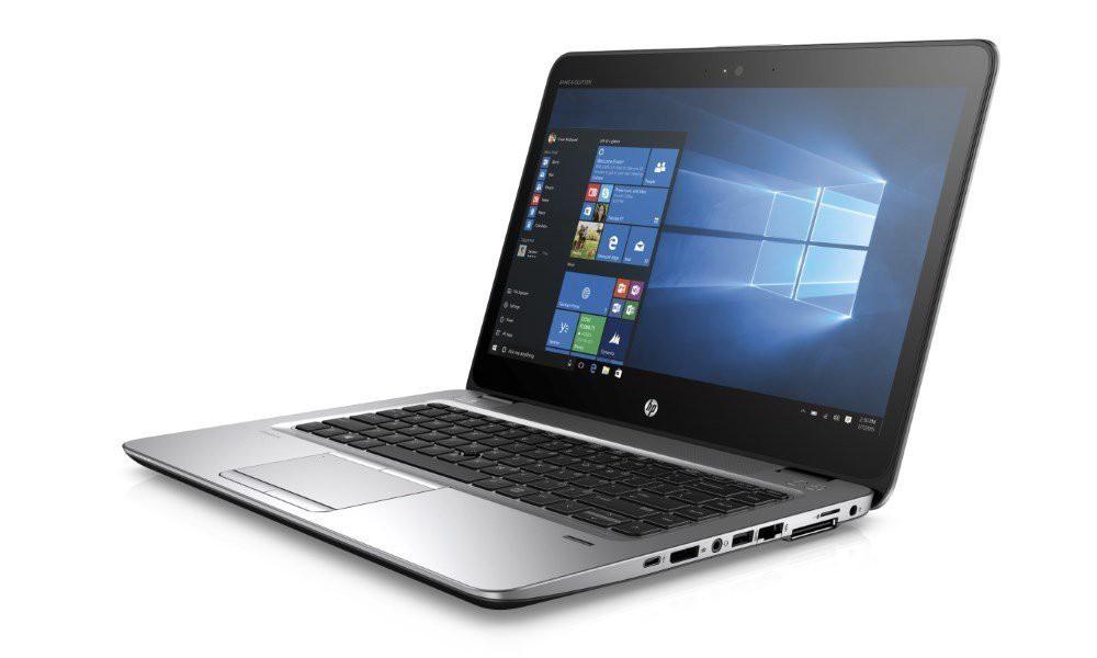 "HP EliteBook 840 G3 14"" HD/ i5-6200U/ 4GB/ 500GB/ ac/ BT/ FpR/ backlit keyb/ 3C LL batt/ W10P downgraded T9X21EA#BCM"