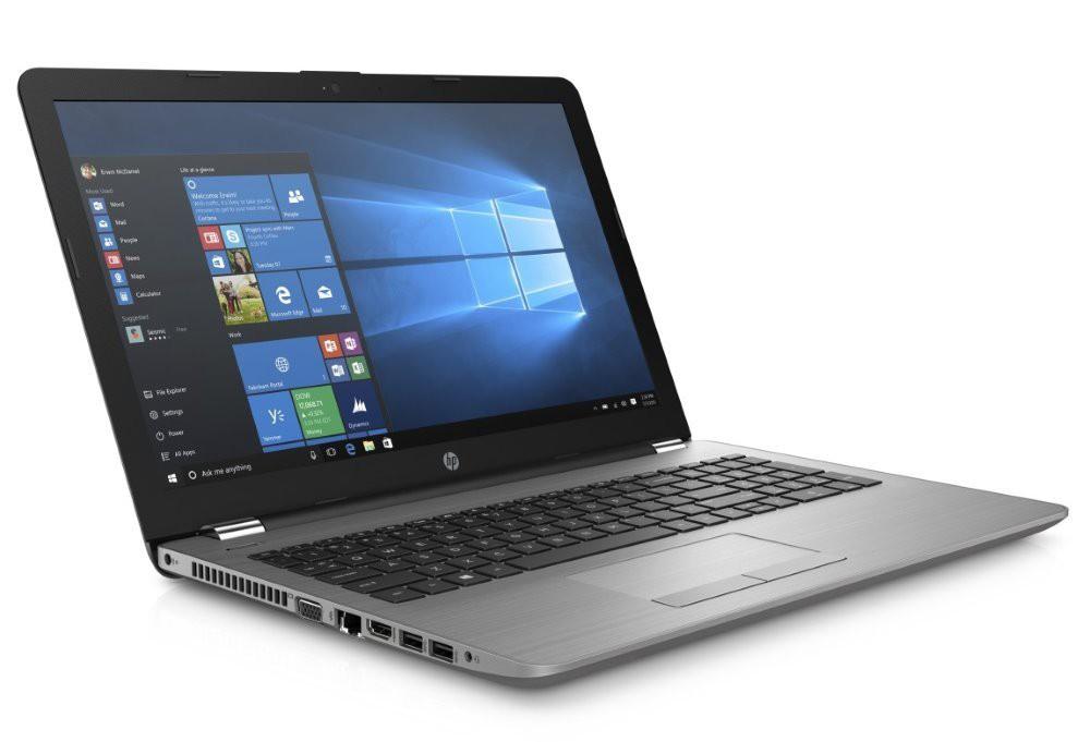 HP 250 G6/ i5-7200U/ 4GB DDR4/ 256GB SSD/ Intel HD 620/ 15,6'' FHD/ W10H/ stříbrný 1XN53EA#BCM