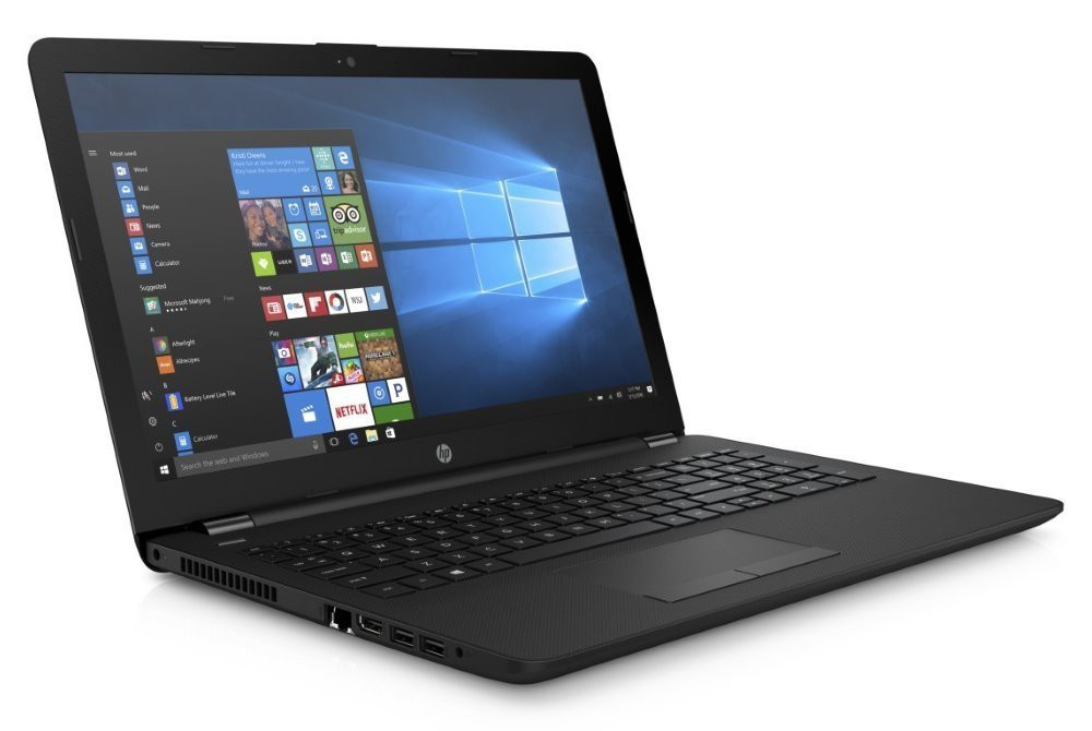 "HP Pavilion 15-ra041nc/ N3060/ 4GB DDR3L/ 500GB (5400)/ Intel HD 400/ 15,6"" HD SVA/ DVD-RW/ W10H/ černý 3FY44EA#BCM"