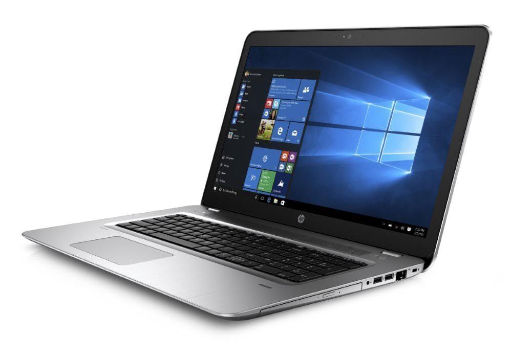 "HP ProBook 470 G4 17,3"" FHD/  i5-7200U/ 4GB/ 256GB SSD + 2,5"" slot pro HDD/ GF930MX/ DVDRW/ WiFi/ BT/ W10P Z2Y45ES#BCM"