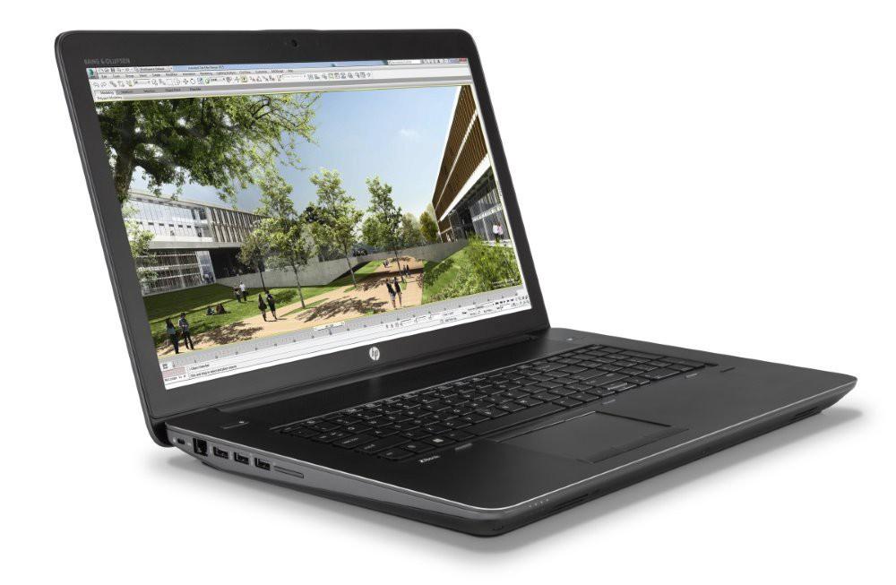 "HP Zbook 17 G4/ i7-7700HQ/ 8GB/ 256GB SSD + volný M.2 SSD + 2x 2,5""/ Quadro M2200 4GB/ 17,3"" FHD IPS/ W10P/ 3yw Y6K23EA#BCM"