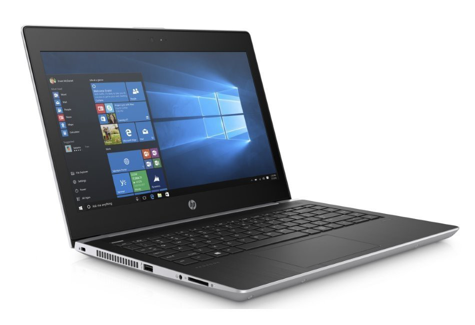 "HP ProBook 430 G5/ i3-7100U/ 8GB DDR4/ 256GB SSD + 2,5""/ Intel HD 620/ 13,3"" FHD IPS/ W10P/ stříbrný + černý 3DN84ES#BCM"