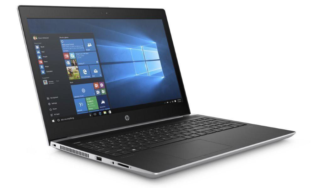 "HP ProBook 450 G5/ i7-8550U/ 8GB DDR4/ 128GB SSD + 1TB (5400)/ GeForce 930MX 2GB/ 15,6"" FHD IPS/ W10H/ stříbrný + černý 3DN87ES#BCM"
