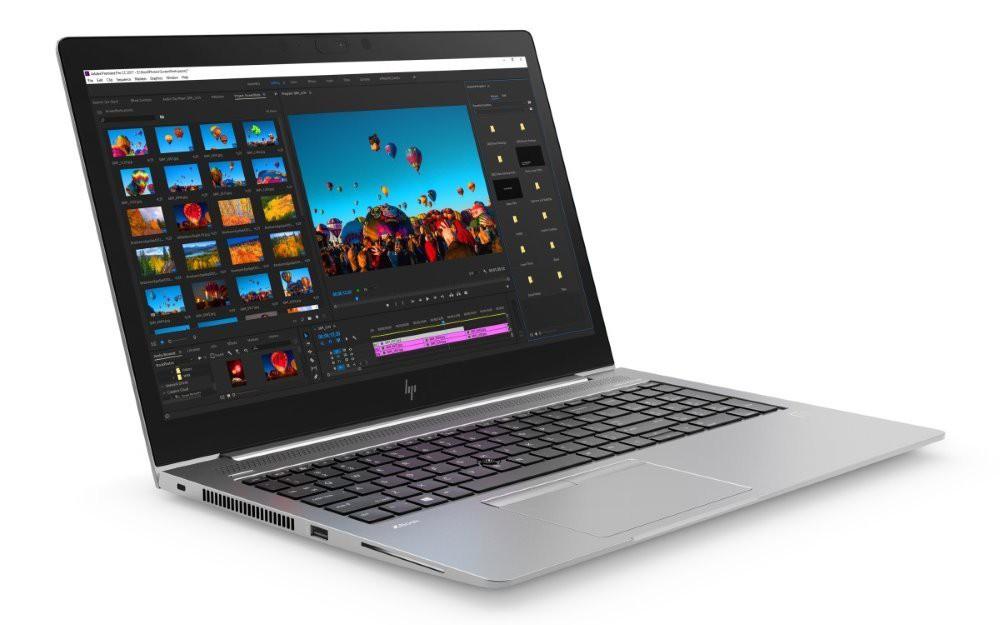 HP Zbook 15u G5/ i7-8650U/ 32GB DDR4/ 1TB SSD/ Radeon Pro WX3100 2GB/ 15,6'' FHD IPS/ LAN/ NFC/ W10P/ stříbrný/ 3yw 2ZC08EA#BCM