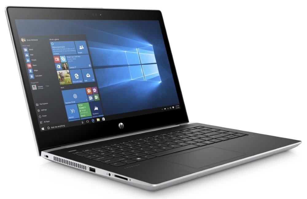 "HP ProBook 440 G5/ i3-8130U/ 8GB DDR4/ 256GB SSD + 2,5""/ Intel UHD 620/ 14"" FHD IPS/ W10P/ stříbrný + černý 4BD52ES#BCM"