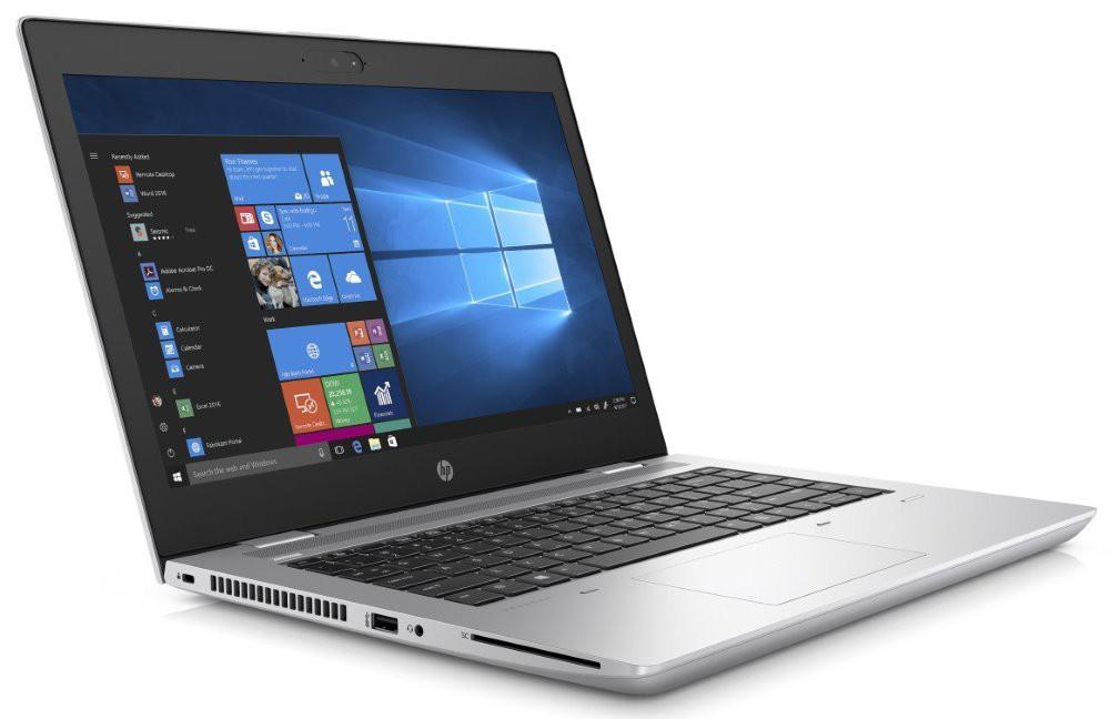 "HP ProBook 640 G4/ i5-8250U/ 4GB DDR4/ 256GB SSD/ Intel UHD 620/ 14"" FHD IPS Antiglare/ W10P/ stříbrný 3JY22EA#BCM"