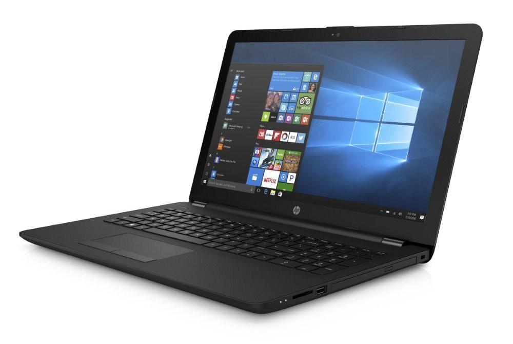 """HP 15-ra070nc/ N3060/ 4GB DDR3L/ 500GB (5400)/ Intel HD 400/ 15,6"""" HD SVA AntiGlare/ DVD-RW/ W10H/ černý 3QT76EA#BCM"""