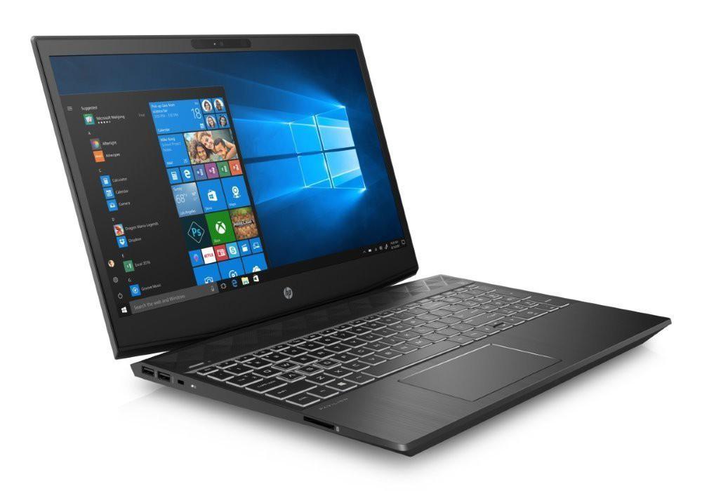 HP Pavilion Gaming 15-cx0016nc/ i5-8300H/ 8GB DDR4/ 256GB SSD/ GeForce GTX 1050 4GB/ 15,6 FHD IPS/ W10H/ černý 4MV45EA#BCM