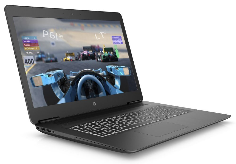 "HP Pavilion Power 17-ab408nc/ i7-8750H/ 16GB DDR4/ 256GB SSD + 1TB (5400)/ GeForce GTX 1050Ti 4GB/ 17,3"" FHD IPS/ DVD-RW 4KD22EA#BCM"