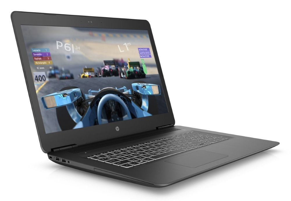 "HP Pavilion Power 17-ab401nc/ i5-8300H/ 8GB DDR4/ 128GB SSD + 1TB (5400)/ GeForce GTX 1050Ti 4GB/ 17,3"" FHD IPS/ DVD-RW/ 4JY32EA#BCM"