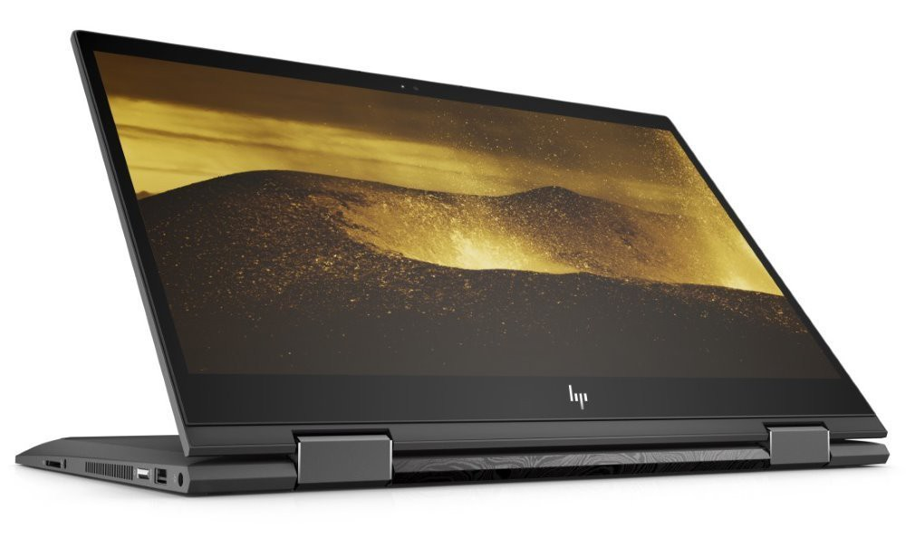 "HP Envy x360 15-cn0005nc/ i5-8250U/ 8GB DDR4/ 256GB SSD + 1TB (7200)/ GeForce MX150 4GB/ 15,6"" FHD IPS Touch/ W10H/ čern 4MH62EA#BCM"