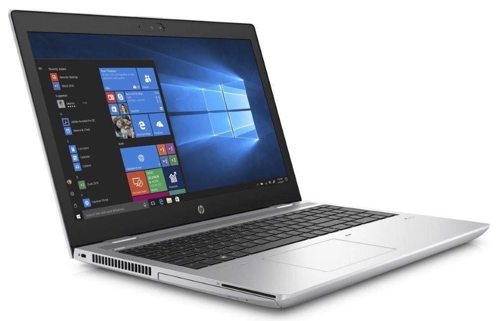 "HP ProBook 650 G4/ i7-8850H/ 16GB DDR4/ 512GB SSD/ Intel UHD 620/ 15,6"" FHD UWVA/ DVD-RW/ W10P/ stříbrný 4QZ20ES#BCM"