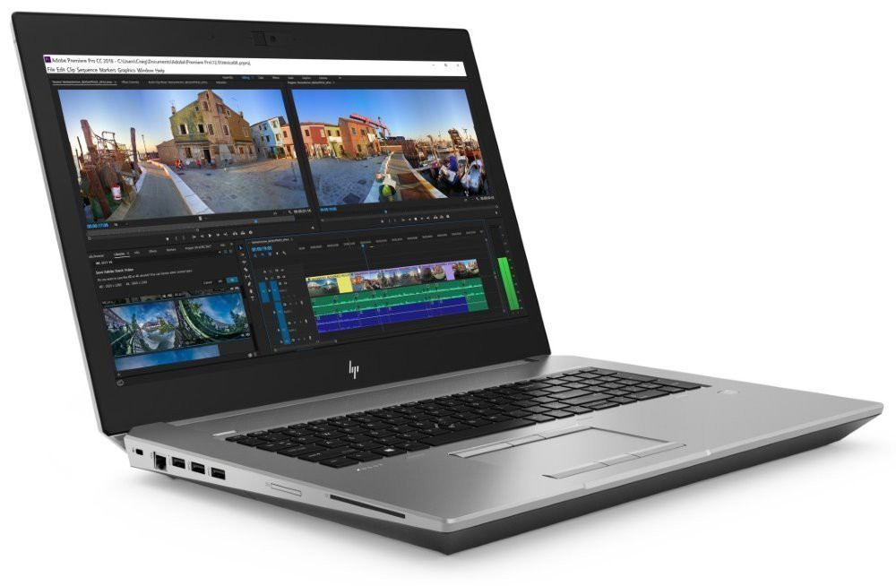 "HP Zbook 17 G5/ Intel Xeon E-2186M/ 32GB DDR4/ 1TB SSD/ Nvidia P5200 16GB/ 17,3"" FHD UWVA/ W10P 4QH34ES#BCM"