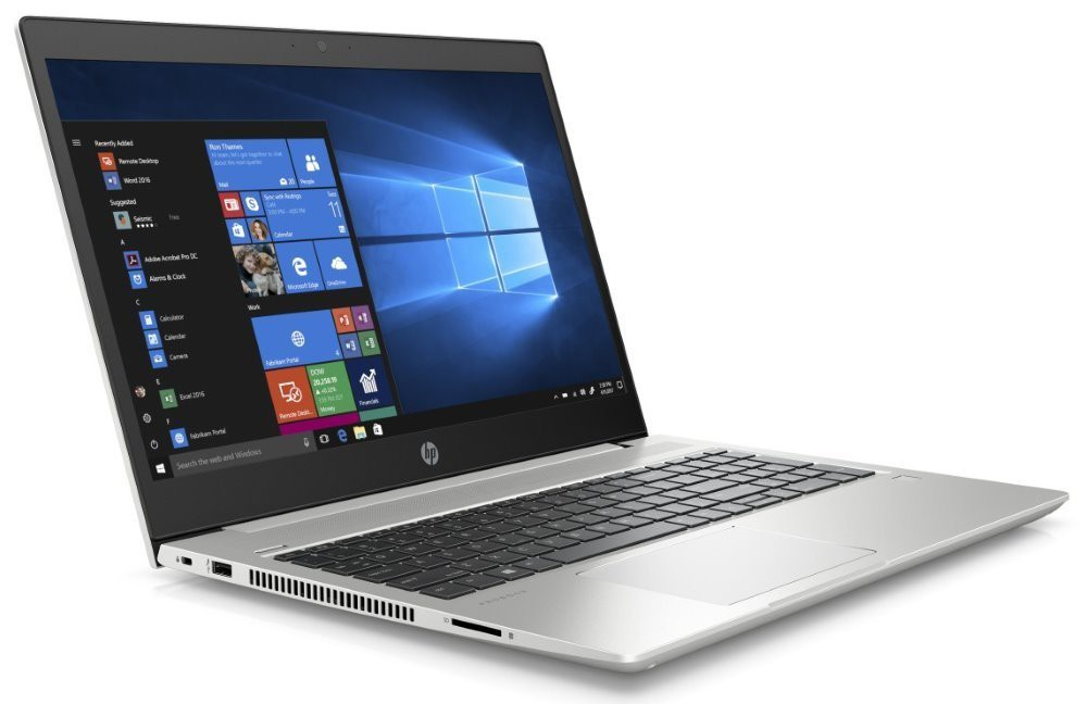 "HP ProBook 450 G6/ i7-8565U/ 16GB DDR4/ 512GB SSD/ Intel UHD 620/ 15,6"" FHD IPS/ W10P/ Stříbrný 6HL99EA#BCM"