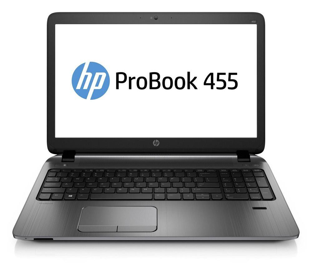 "POUŽITÉ - HP ProBook 455 G2 A6-7050B/ 4GB/ 500GB/ 15,6"" HD/ DVD/ BT/ W8.1 Pro dwngrd W7Pro+ dockovací stani... NOTCA753VX"