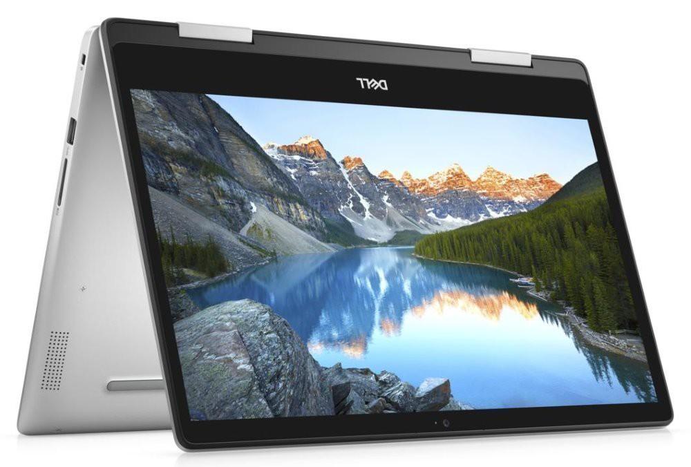 """DELL Inspiron 14z Touch (5482)/ i5-8265U/ 8GB/ 256GB SSD/ 14"""" FHD dotyk./ Win10/ stříb/ 2YNBD on-site TN-5482-N2-511S"""