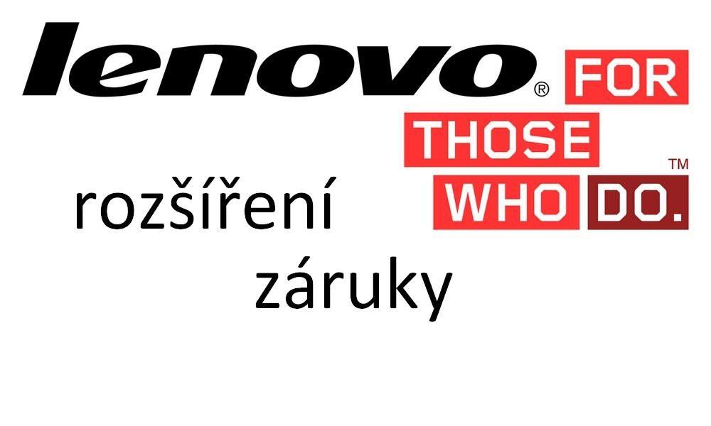 Lenovo rozšíření záruky ThinkPad 4y OnSite NBD+ 4y AD Protection + 4y KYD (z 3y OnSite)-email 5PS0A22964
