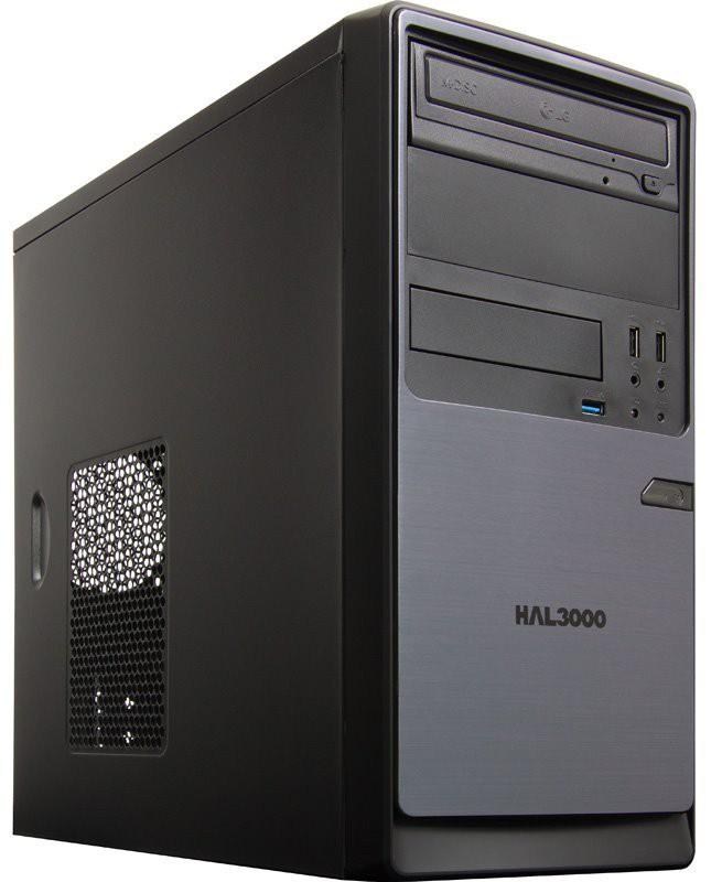 HAL3000 ProWork IV SSD / Intel i3-8100/ 4GB/ 240GB/ DVD/ bez OS PCHS2266