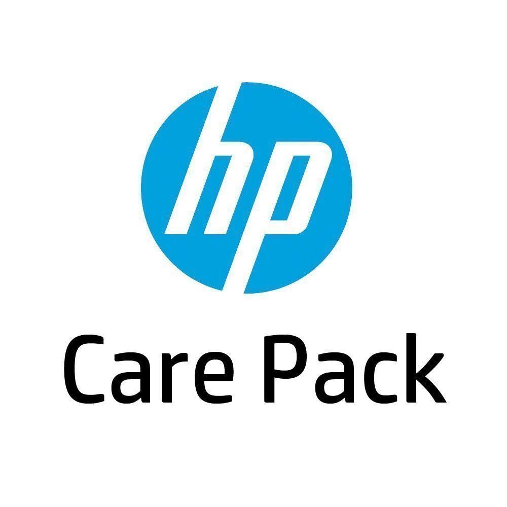 HP CarePack - Oprava u zákazníka následující pracovní den, 5 let, pro vybrané notebooky HP EliteBook, ZBook, Elite x2 U7861E