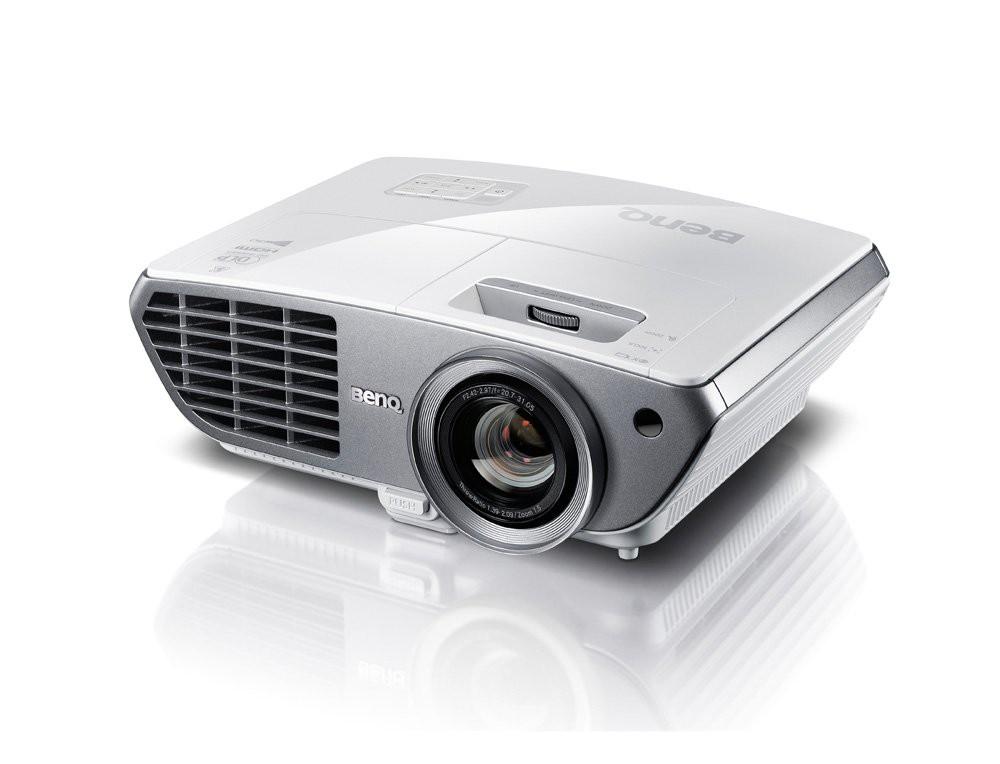 ROZBALENÉ - BenQ W1300 Full HD/ DLP projektor/ 2000 ANSI/ 10000:1/ VGA/ 2x HDMI PROA7090V