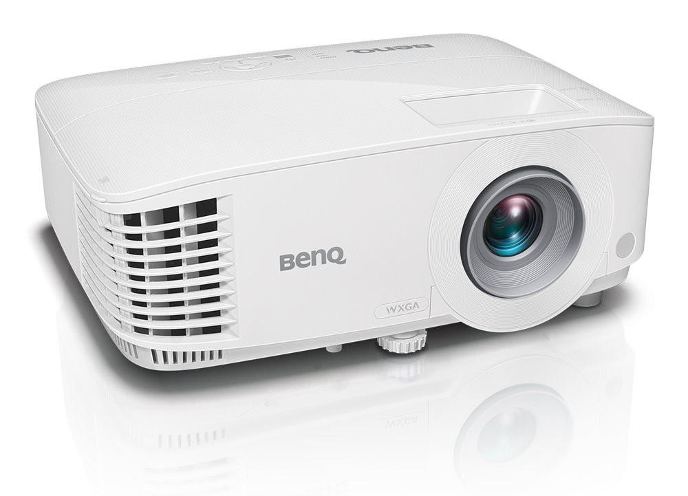 BenQ MW732 WXGA/ DLP projektor/ 4000 ANSI/ 20000:1/ VGA/ HDMI/ MHL/ LAN 9H.JGS77.13E
