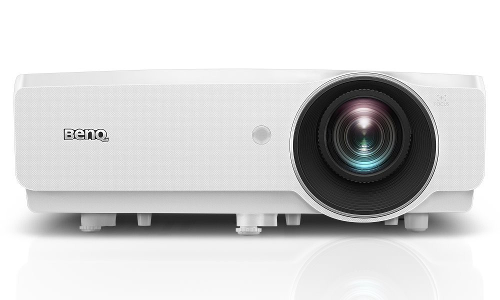 BenQ SH753+ 1080P Full HD/ DLP projektor/ 5000ANSI/ 13000:1/ VGA/ HDMI/ MHL/ LAN 9H.JGJ77.25E