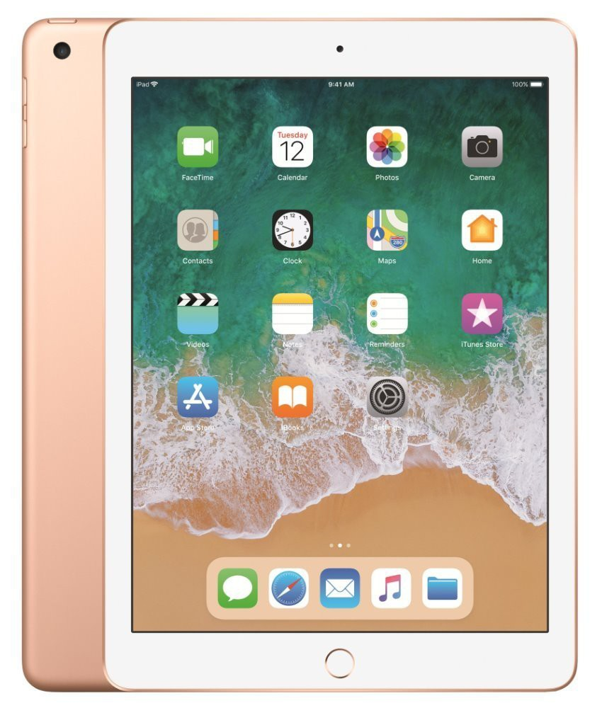 "ROZBALENÉ - Apple iPad Wi-Fi   9,7""/ 128GB/ Gold TABAPP1116V"