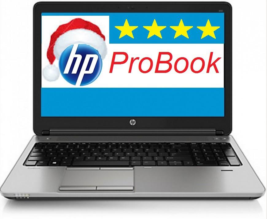 Notebook HP ProBook 650 (C3E75ES#BCM)
