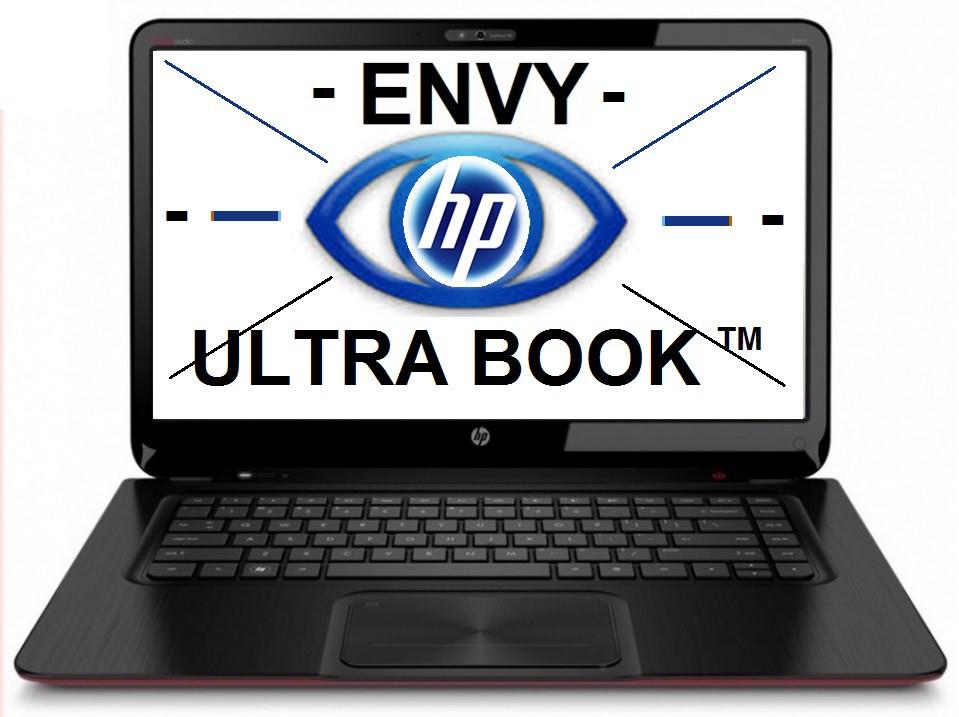 Notebook Ultrabook HP ENVY 6-1260ec / 6-1260 (D2H34EA#BCM)