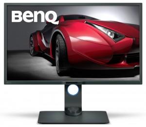 """BENQ 32"""" LED PD3200U/ IPS panel/ 3840x2160/ 20M:1/ 4ms/ 2x HDMI/ DP/ USB/ FF/ LBL/ černý 9H.LF9LA.TBE"""