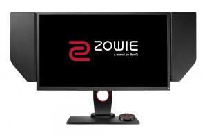 """ZOWIE by BenQ 24"""" LED XL2536 Dark Grey/ 1920x1080/ 12M:1/ 1ms/ DVI/ 2x HDMI/ DP/ 144Hz/ černý/ FF/ LBL 9H.LGALB.QBE"""